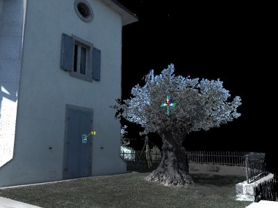 Oblak točk - Point cloud